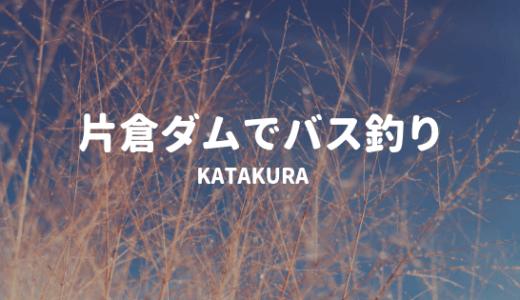 片倉ダム(笹川湖)でバス釣り!ポイント&釣り方を紹介!